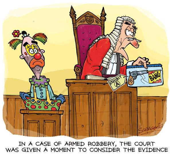 Image result for the law cartoon
