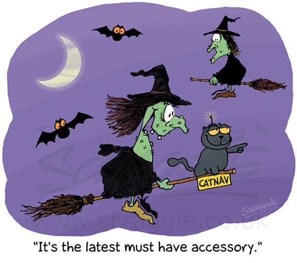 Cartoons Gallery: Halloween cartoon
